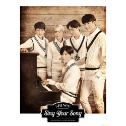 [台版]SHINee Sing Your Song CD+DVD