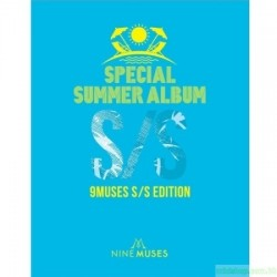Nine Muses S/S EDITION [ Special Summer Album]韓版