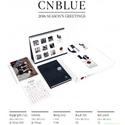 CNBLUE 2016 SEASON'S GREETINGS 韓版