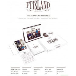 FTISLAND 2016 SEASON'S GREETINGS 韓版