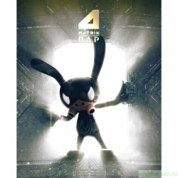 B.A.P Mini Album Vol.4 MATRIX 特別版:A版