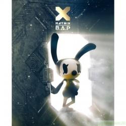B.A.P Mini Album Vol.4 MATRIX 特別版:X版