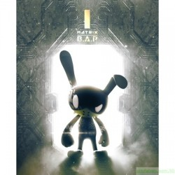 B.A.P Mini Album Vol.4 MATRIX 特別版:I版