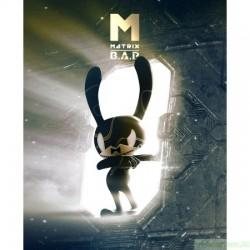 B.A.P Mini Album Vol.4 MATRIX 特別版:M版