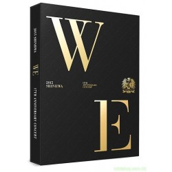2015 SHINHWA 17th ANNIVERSARY CONCERT WE DVD 韓版