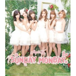 Apink 4th Single 「SUNDAY MONDAY -Japanese Ver.-」日版
