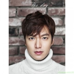 LEE MINHO THE DAY (SINGLE ALBUM) 韓版