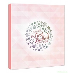 2014 XIA THE BEST BALLAD SPRING TOUR CONCERT IN JAPAN DVD 韓版