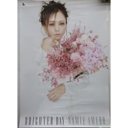 [海報] 安室奈美恵 BRIGHTER DAY