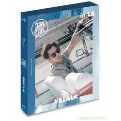 JUNJIN 前進 THE 2ND MINI ALBUM [REAL] IN LA CD+DVD