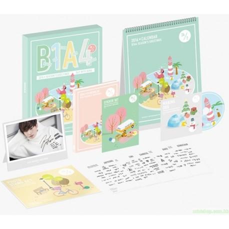 B1A4 2016 Season's Greetings 韓版