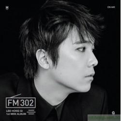 [台版A] LEE HONG GI李洪基 首張個人韓語專輯《FM302》台灣獨占精裝書式限定盤A盤