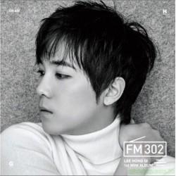 [台版B] LEE HONG GI李洪基 首張個人韓語專輯《FM302》台灣獨占精裝書式限定盤B盤