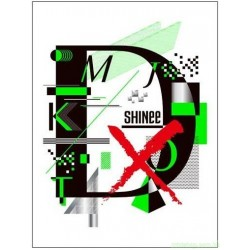 SHINee 4th ALBUM 日版