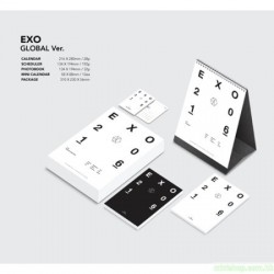 EXO(Global) - 2016 SEASON GREETING