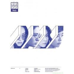 f(x)第四張正規專輯『4 Walls』台壓版