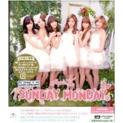 Apink  SUNDAY MONDAY -Japanese Ver.-(初回生産限定盤C)