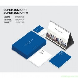 Super Junior + Super Junior M - 2016 SEASON GREETING