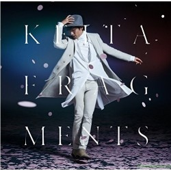[台版]橘慶太 KEITA FRAGMENTS CD+DVD