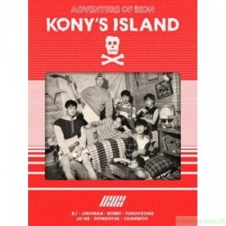 2016 iKON SEASON'S GREETINGS : KONY'S ISLAND [LIMITED EDITION]