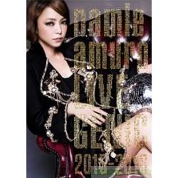 安室奈美惠 Namie Amuro  LIVE DVD&Blu-ray「namie amuro LIVEGENIC 2015-2016」