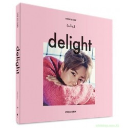 Shin Hye Sung album 'Delight'
