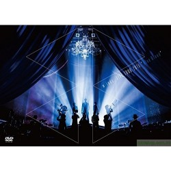 w-inds. LIVE TOUR 2015 [Blue Blood] DVD日版