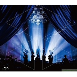 w-inds. LIVE TOUR 2015 [Blue Blood] Blu-Ray日版