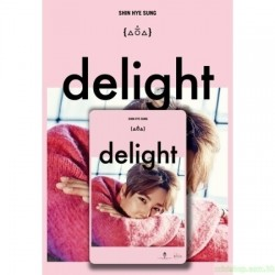 Shin Hye Sung album 'Delight'(Card Album Ver.)
