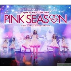 Apink 1st LIVE TOUR 2015 ~PINK SEASON~ DVD/Blu-Ray