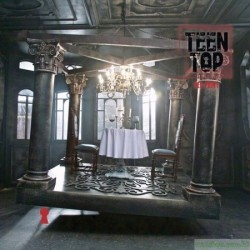 TEEN TOP《RED POINT》韓版