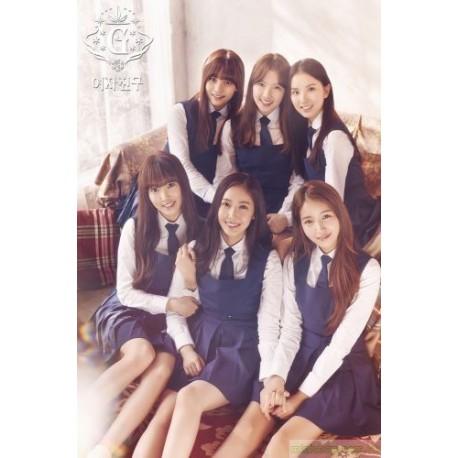 GFriend  3rd Mini Album [Snowflake]