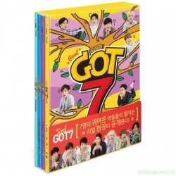 GOT7 - REAL GOT7 SEASON3 (3 DVD) 韓版