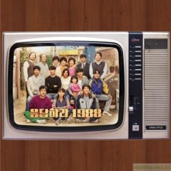 REPLY 1988 DIRECTOR'S CUT O.S.T 韓版