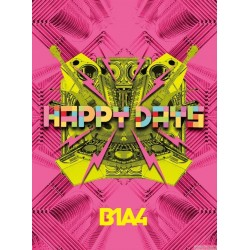 B1A4 Happy Days 日版