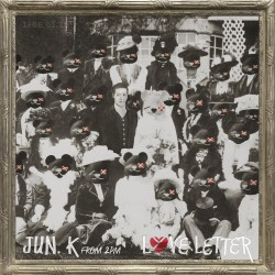 Jun.K (From 2PM)   Love Letter [Standard Edition] CD 日版