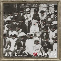 Jun.K (From 2PM)   Love Letter [Standard Edition] CD 日版