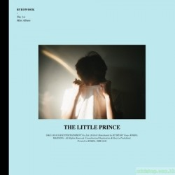 Sup​​er Junio​​r 厲旭 RYEO WOOK 首張個人SOLO專輯[The Little Prince]