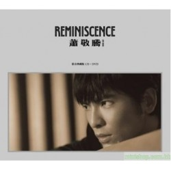蕭敬騰 Reminiscence  CD+DVD  台版