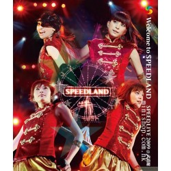 SPEED Welcome to SPEEDLAND 日版 Blu-ray