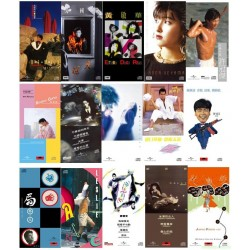 """環球3""""CD 第4輪共15款 高規格「日本印製」"""