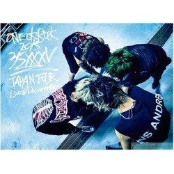 One Ok Rock 2015 35xxxv Japan Tour Live&Documentary DVD/Blu-Ray