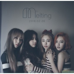 MAMAMOO 1ST FULL ALBUM 'MELTING'