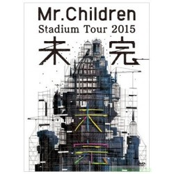 MR. CHILDREN STADIUM TOUR 2015  MIKAN(2DVD+PHOTO BOOKLET) 日版