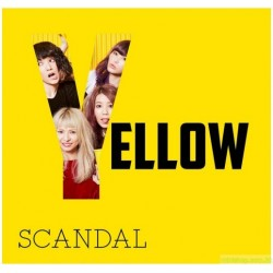 SCANDAL New Album 『YELLOW』 日版