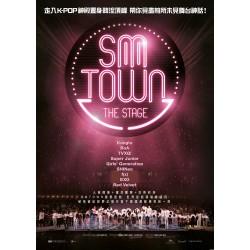 SMTOWN THE STAGE  DVD& Blu-ray港版