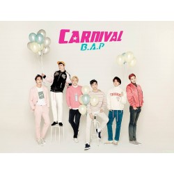 B.A.P - Carnival (5TH MINI ALBUM) 韓版