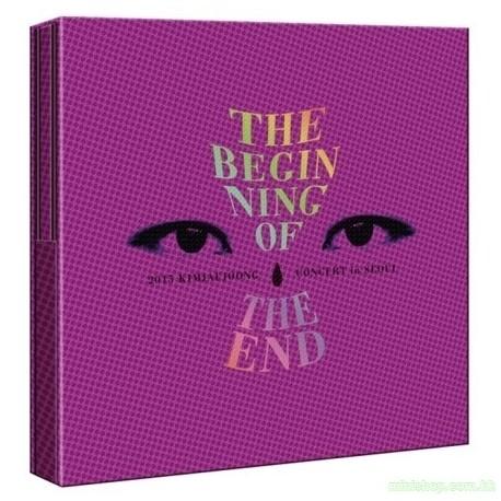 "JYJ : Kim Jae Joong 金在中2015 CONCERT IN 고려대  ""The Beginning of The EndDVD 韓版"