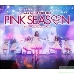 Apink 1st LIVE TOUR 2015 ~PINK SEASON~Blu-Ray