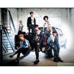 BTS RUN 日版